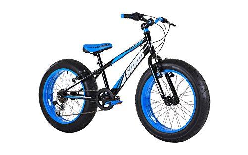 Sonic, mountain bike fat bike per bambini, Bambino, Bulk, Vivid Blue, N/A