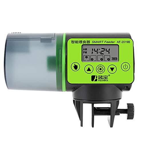 Fulltime E-Gadget Aquarium-Zufuhr, automatische Fischzufuhr, Selbstzufuhr, digitaler Timer