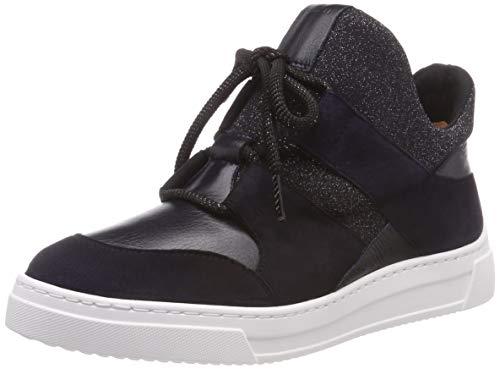 Unisa Damen Fionna_KS_SUA Hohe Sneaker, Blau (Abyss), 39 EU