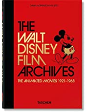 """The Walt Disney Film Archives. the Animated Movies 1921â """"1968 Â """" 40th Anniversary Edition"""
