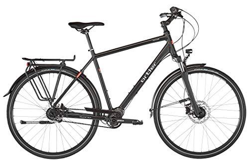 Ortler Perigor Pinion 9-Gang schwarz Rahmenhöhe 50cm 2020 Trekkingrad