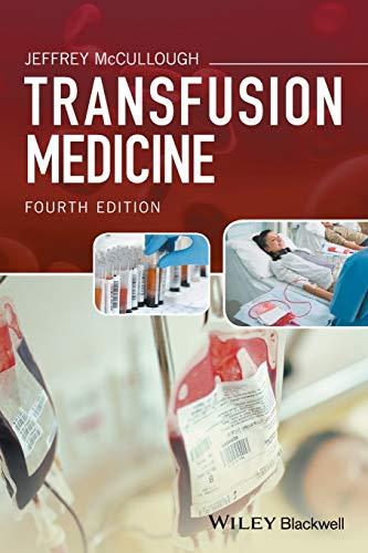Transfusion Medicine Paper