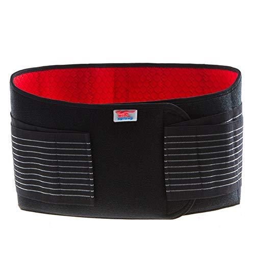 Cinturon Gimnasio Hombre  marca Soporte de espalda LONGLONG DIAN1