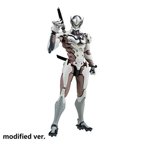 Figura De Acción Figma Del Personaje Genji De Overwatch PVC-Action-Figur - 8,26 Zoll