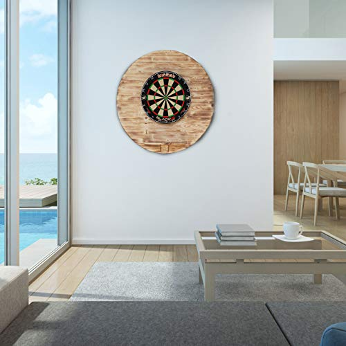 Runstyle Deluxe Holz Design Dart Wandschutz - 5