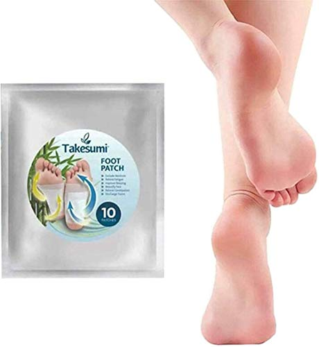 LoveMQ 200PCS takesumi foot patchesaromatic herbal foot patch dehumidificationfoot detox pads to remove toxins,detox foot pads,-50 PCS
