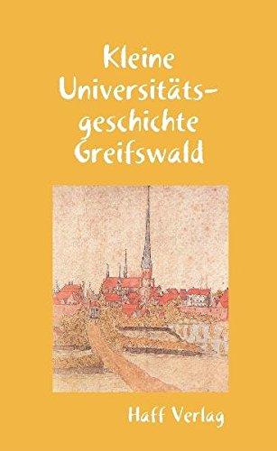 Kleine Universitaetsgeschichte Greifswald
