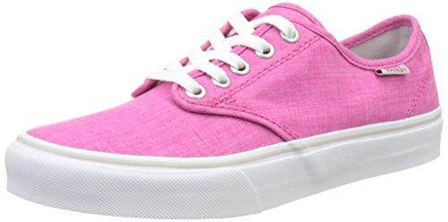 Vans Damen Wm Camden Stripe Sneakers, Pink (Linen), 37 EU