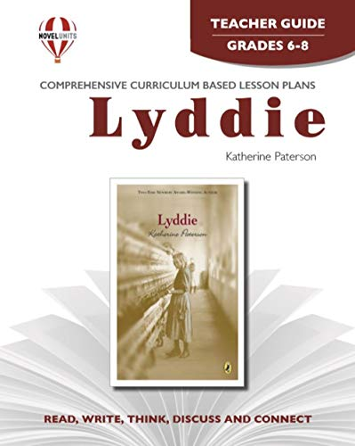 Lyddie - Teacher Guide by Novel Units