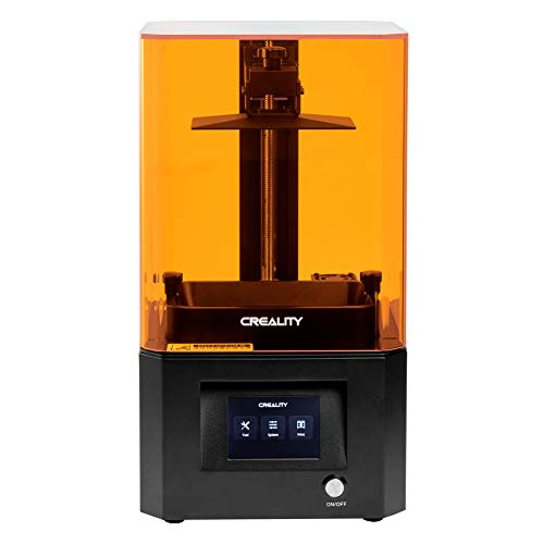 Creality LD002R UV Photocurable LCD 3D printer with 3.5 Inch Smart Color Touch Screen, Offline Printing Volume 119 * 65 * 160mm
