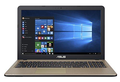 Asus F540LA-XX274T 39,6 cm (15,6 Zoll) Laptop (Intel core i3-5005U, 8GB Arbeitsspeicher, 1TB Festplatte, Intel HD 5500, Win 10 Home) schwarz (QWERTZ )