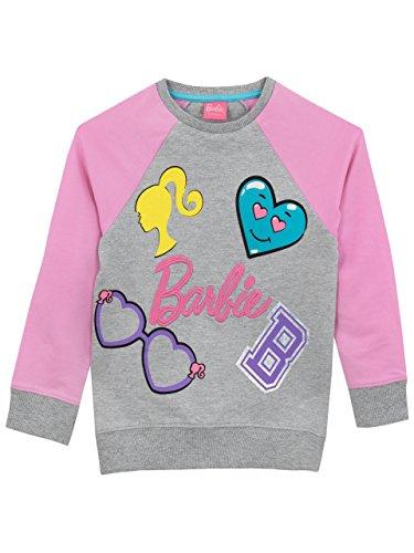 Barbie Girls Sweatshirt Age 8 to 9 Years