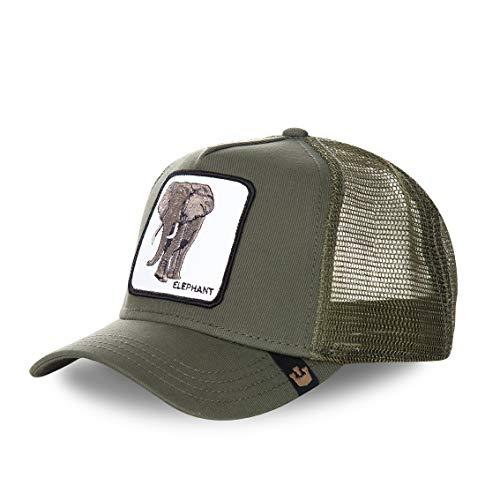 Goorin Bros Goorin Bros Trucker Cap Elephant / Elefant Olive - One-Size