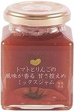 東栄産業 トマトとりんごの風味が香る甘さ控えめミックスジャム 180g