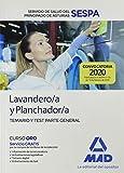 Lavandero/a y Planchador/a del Servicio de Salud del Principado de Asturias (SESPA). Temario y test parte general