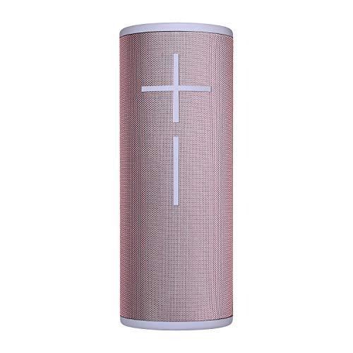 Ultimate Ears Megaboom 3 Altoparlante Wireless Bluetooth, Magic Button, Impermeabile, Batteria 20 Ore, Raggio 45 m, Rosa