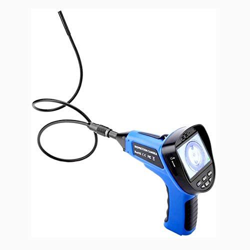 AMY Industrie Endoskop Inspektionskamera, Bewegliches Endoskop Mit LED-Licht 3,5-Zoll-8,2Mm-Schlange-Kamera Für Mechanische Industrieerkennung,2M