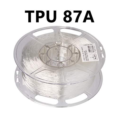 Hello 3D printed filament, TPU87A filament, 1.75mm, 1kg, used for 3D printer