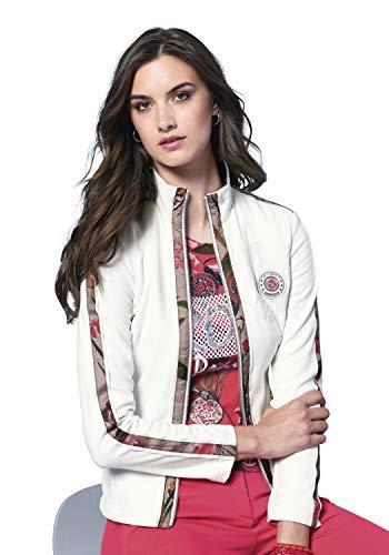 Sportalm Kitzbühel Damen Jersey-Jacke mit Reißverschluss