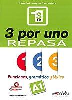 3 por uno - Repasa (A1). Buch + Audio-Online