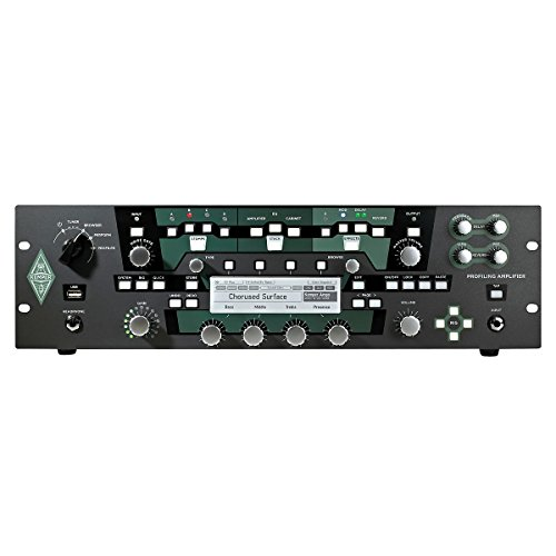KEMPER Profiling Rack ギター・ベース兼用アンプ (ケンパー プロファイリング ラック)