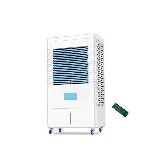 Barture airconditioner, luchtkoeler, mobiele airconditioning, intelligente afstandsbediening, aircooler, koeling, luchtbevochtiger, groot waterreservoir (kleur: #2)