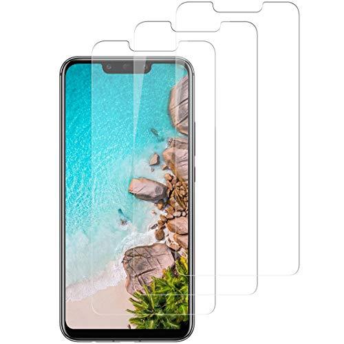 Aspiree 3 Piezas Huawei Mate 20 Lite Protector Pantalla, Cristal Templado Para Huawei Mate 20 Lite, [Anti-arañazos] [9H Dureza] [Sin Burbujas] Vidrio Templado Huawei Mate 20 Lite