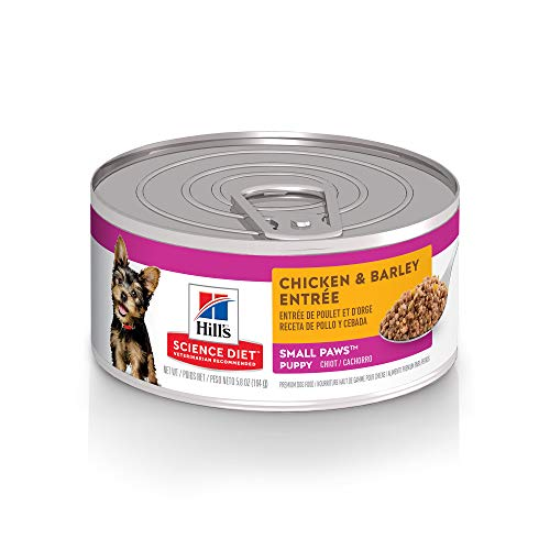 Hill's Science Diet Canned Wet Dog Food, Puppy,...