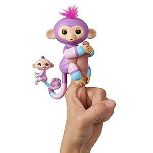 WW - Fingerling Mono + bebé Violet y Hope