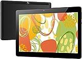 Deca Core Tablet de 10,1 Pulgadas Android 10.0, TYD-109 Tablet,4G LTE Dual SIM, 4 GB de RAM, 64 GB de Memoria, Pantalla táctil Full HD IPS, cámara Doble, Wi-Fi, Bluetooth/GPS, Color Negro