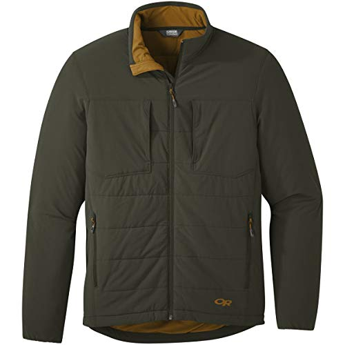 Outdoor Research Men's M's Winter Ferrosi Jacket,  forest,  M