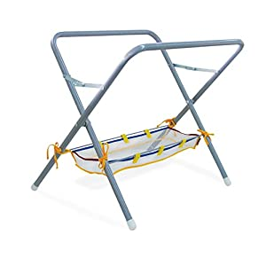 Edushape X-Stand for Water and Sand Play Activity Tubs Grey, 2-1/2 L x 19-1/2 W x 25-1/2Hin