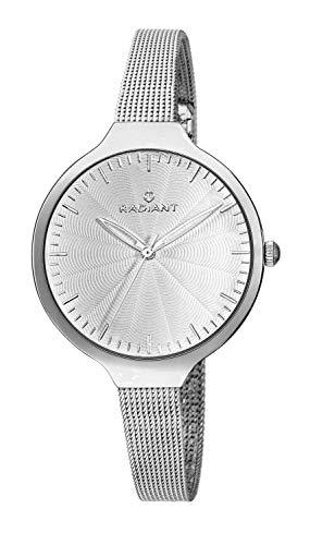 Radiant Reloj Analógico para Mujer de Cuarzo con Correa en Acero Inoxidable RA336201