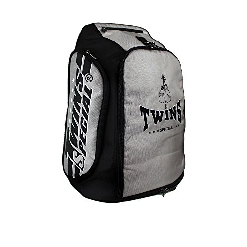 Twins Special Gym Bag Backpack BAG-5 (Gray)
