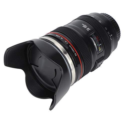 Taza de la cámara Durable de la Taza de café Taza Libre de BPA Taza de la cámara del Regalo Oficina para el hogar