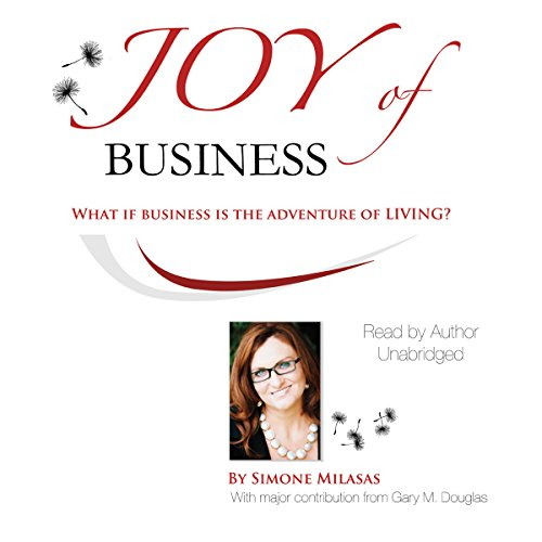 Joy of Business audiobook cover art