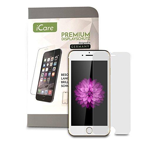 iPhone tanque–Protector de pantalla de cristal Protector de pantalla de vidrio para iPhone 6S/69H Premium Calidad de Icare
