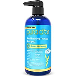 best shampoo for thinning hair and hair loss