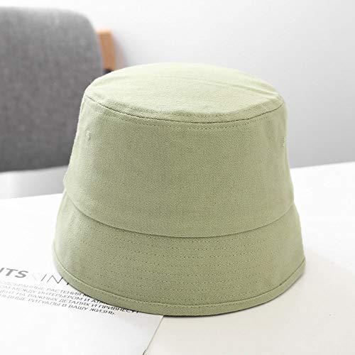 Boeizy Pure Color Retro Bucket Chapeaux for hommes et femmes Mode bassin tendance Chapeaux dames Coton et lin coupe-vent respirant Sweat absorbant Fisherman Caps hommes et les femmes chapeaux de solei