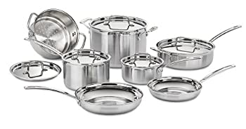 Best stainless steel induction cookware Reviews