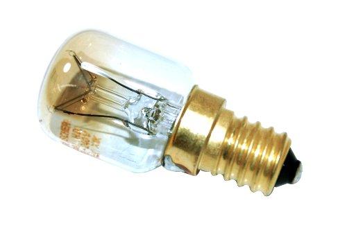 HOTPOINT INDESIT Kühlschrank Gefrierschrank Lampe Birne 25W. Original Teilenummer c00096711