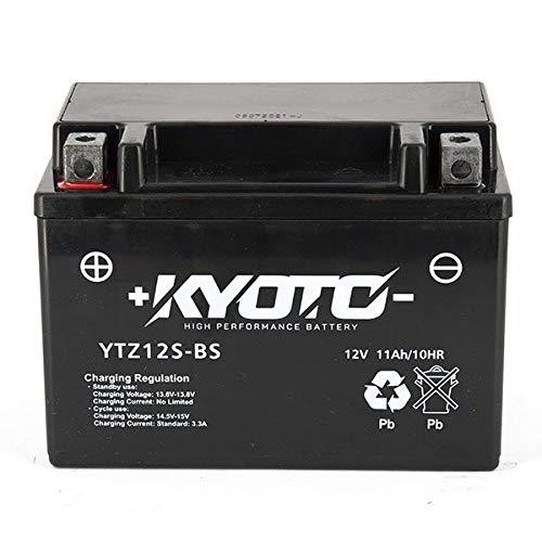 BATTERIA KYOTO PRECARICATA YTZ12 YTZ12S COMPATIBILE HONDA TRANSALP 650 INTEGRA 700 VFR 800