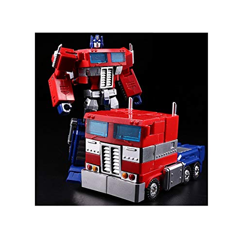 Jetta King Transformers Model, GT-05 Optimus Prime KBB Battle Commander (Height: 12cm)