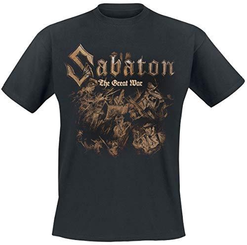 Sabaton The Great War - Soldiers Männer T-Shirt schwarz M