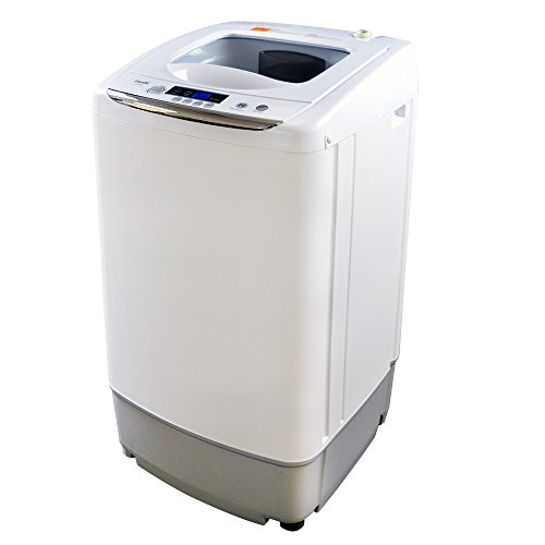 Panda Small Compact Portable Washing Machine Fully Automatic 6.6lbs PAN30SW