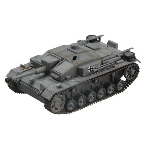 Easy Model Stug III Ausf. F Sturmgeschutz-Abteilung 201, 1942 Military Land Vehicle Model Building Kit