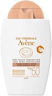 AveneMineral Tinted Fluid 50 Plus, 1.35 oz