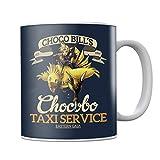 Cloud City 7 Chocobo Taxi Service Final Fantasy VII Mug