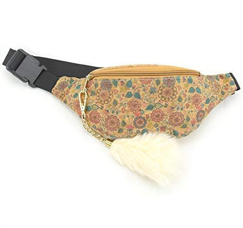 AK Bumbag Blossom Bauchtasche aus Kork