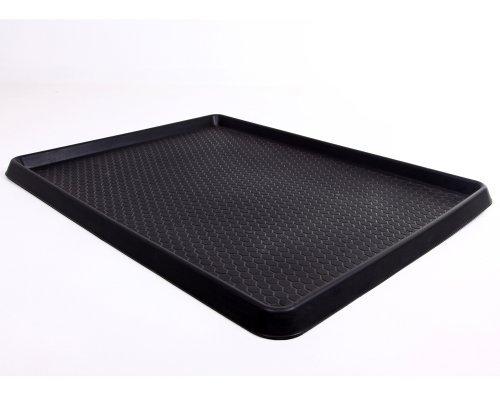 Ondis24 Ablage für Schmutz Schuhablage Kofferraumwanne ca. 90 x 70 x 3 (H) cm mit erhöhtem Rand für Auslaufschutz von Flüssigkeiten